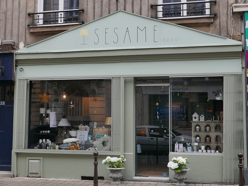 Champ co sesame sesame ouvre toi - Magasin deco reims ...